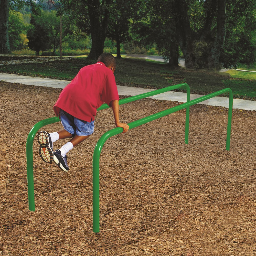 UP263 Parallel Bars for Outdoor Fitness Parks