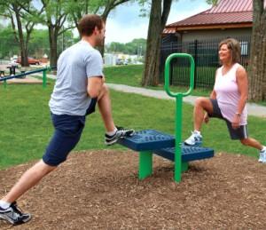 Warner Park - Outdoor Fitness Park